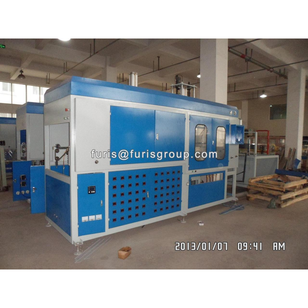 Cheap Plastic container machine Vacuum forming machine wholesale