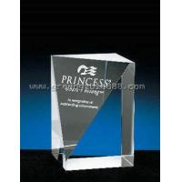 Cheap Crystal Trophies and Figurines Crystal Craft -Crystal Award Trophy (FC-02) wholesale