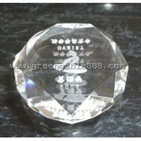 Cheap Crystal Trophies and Figurines Crystal Diamond Paperweight (FC-07) wholesale
