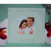 Cheap Personalized Glass Photo Coasters wholesale