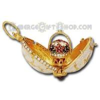 China Faberge Egg Pendants wholesale