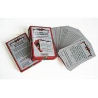 factory supply custom cards printing, game cards,French cards