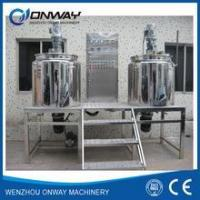 China KQG Tilting Electric-Heating Jacketed Mixing Kettle wholesale