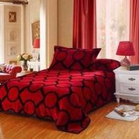 China HOT SELLING 100% POLYESTER MATERIAL FLANNEL 3PC SETS wholesale