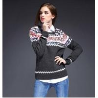 big size knitted sweater