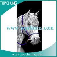 Buy cheap white horse beach towel bt0281 from wholesalers