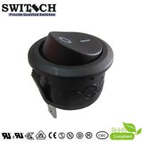 China KAN-B2-SW25P71V-B 2 pins ON-OFF SPST rocker switch used for panasonnic vacuum cleaner wholesale