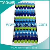China polka dot beach towel bt0214 wholesale
