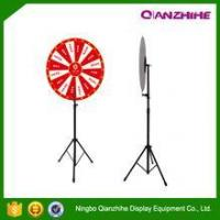 China prize wheel of fortune display lucky turntable wholesale
