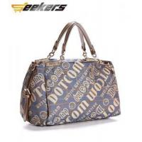China new casual bag,Multi-compartment women handbags, canvas shoulder bag wholesale