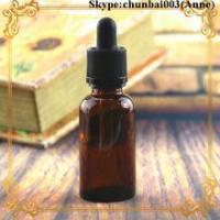 China 50ml glass dropper bottle amber e-juice bottle child safety cap trade assurance wholesale