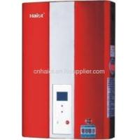 China 4,500W Instant zero storage electric water heater(red) wholesale
