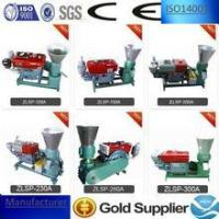 China Granulation Equipment Sawdust Particle Pellet Machine With High Quality wholesale