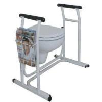 Cheap Toilet Support Rail with Non-Slip Padding and Magazine Rack wholesale