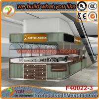 China 2014 cheap price newest commercial cafe bar counters/new design coffee shop wholesale