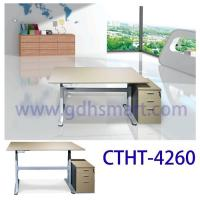 Cheap T leg height adjustable table with control panel wholesale