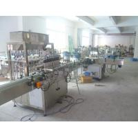 China Oil bottle filling capping lab wholesale