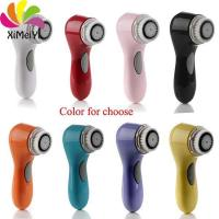China portable electric facial cleaning brush wholesale