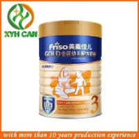 China milk powder tin cans wholesale wholesale