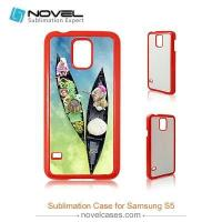 Sublimation PC Phone Case for Galaxy S5