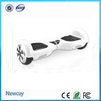 China 2 wheel stand up electric unicycle mini self balance scooter with LED light wholesale