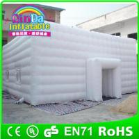 China Giant inflatable cube tent wholesale