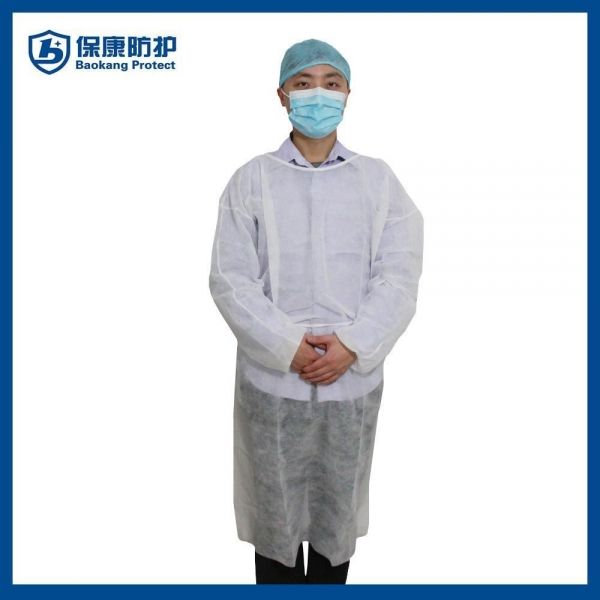 Quality hot selling sms sterile disposable suigical gown for sale