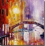 China Night impression oil painting wholesale