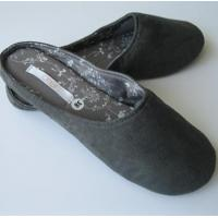 China wholesale women fashion soft suede indoor slip on slippers wholesale