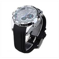 China Night Vision Watch Hidden Spy Camera with DVR wholesale