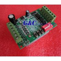 China CNC Router Single Axis 3A TB6560 Stepper Motor Drivers Board axiscontro 24V wholesale