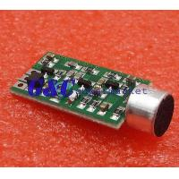 China Mini FM Transmitter Module 88MHZ-108MHZ Mini Bug Wiretap Dictagraph Interceptor wholesale