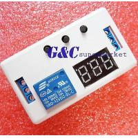 China 2PCS 12V LED Automation Delay Timer Control Switch Relay Module + case wholesale