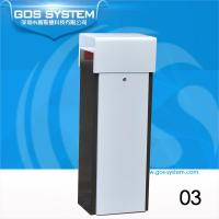 China Boom Barrier 03 GOS SYSTEM Road Safety Parking Automatic Boom Barrier wholesale
