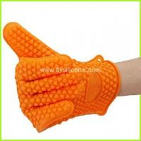 China Multi-fuction Kitchen Silicone Glove Oven Mitts FYD-4707 wholesale