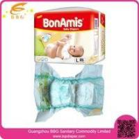 China Super dry diaper in bulk manufactures baby diaposable diaper in Guangzhou wholesale