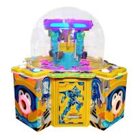 Coin Operated Candy Crane Machine For Kid