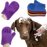 China YS6195 Pet multi-function Gloves wholesale