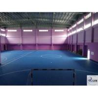 China Professional futsal court flooring SPU rubber self leveling material wholesale