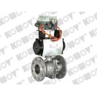 China Pneumatic Operated Control Valves wholesale